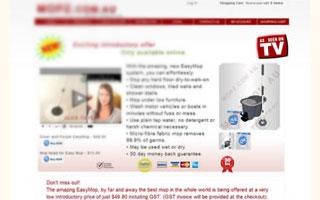 Magazin online dedicat unui singur produs