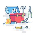 Manage WorkSite: Fise de obiecte de inventar
